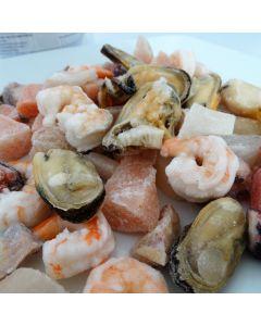 Chowder Premium Seafood Mix 500g/Frozen