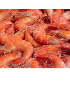 Prawns Whole White Tiger Cooked (Imported) 1kg/Frozen