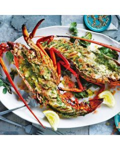 Crayfish Whole Cooked 600-800g/Frozen