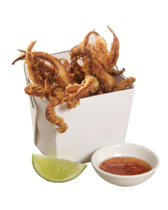 Squid Tentacles Dusted 500g/Frozen