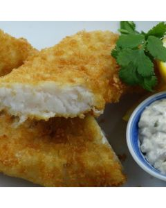 Crumbed Rays Bream Fillets 1kg/Frozen