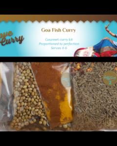 Goa Fish Curry Spice Kit