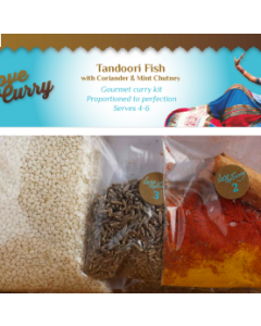 Tandoori Fish Curry Spice Kit