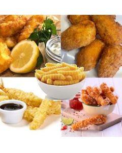 Gourmet Seafood Basket