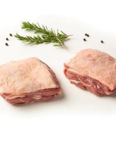Lamb Rump Fat Cap On 850g - 1.1kg/Frozen