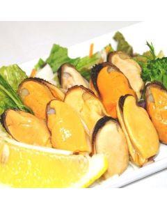 Mussel Meat Large Grade 1kg/Frozen