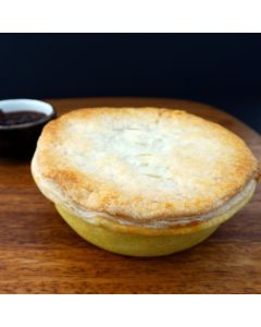 Pie Mussel Mornay/Frozen