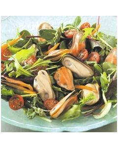 Mussel Meat Ungraded 1kg/Frozen