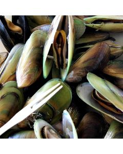 Mussels Whole Live 2kg/Fresh