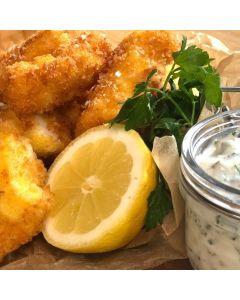 Panko Crumbed NZ Fish Bites 1kg/Frozen