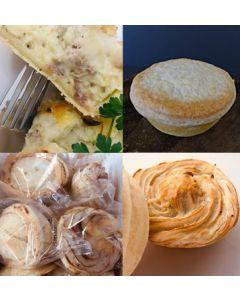 Pie Pack Mixed Bakers Dozen Gourmet Pie Range/Frozen