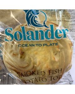 Pie Smoked Fish Potato Top/Frozen