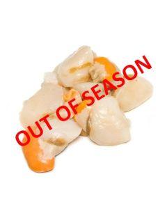 Scallops Coromandel Meat 500g/Fresh - OUT OF SEASON
