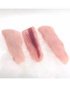 School Shark Fillets Skin Off Bone Out 500g/Frozen