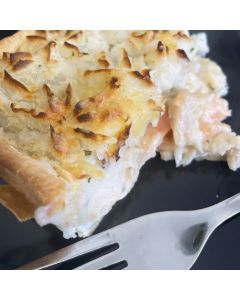 Pie Seafood Mornay Potato Top Family/Frozen