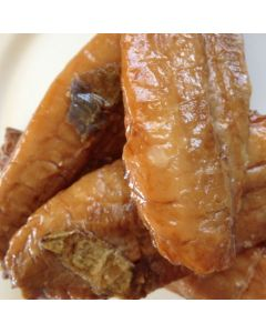 Hot Smoked Jack Mackerel 500g/Fresh
