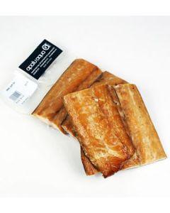 Hot Smoked Eel Fillets NZ 200g/Frozen