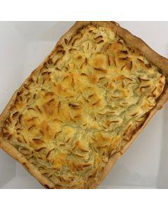 Pie Smoked Fish Potato Top Family/Frozen