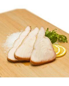 Hot Smoked Albacore Tuna 200g/Fresh