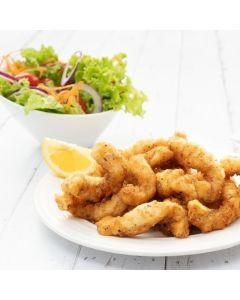 Squid Salt & Pepper Twists 1kg/Frozen