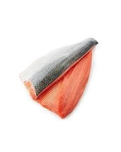 Salmon Stewart Island Fillet Skin On Bone Out 1kg/Frozen