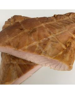 Hot Smoked Bluefin Belly Flaps 500g/Fresh