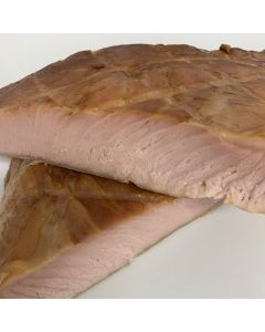 Hot Smoked Bluefin Belly Flaps 500g/Frozen