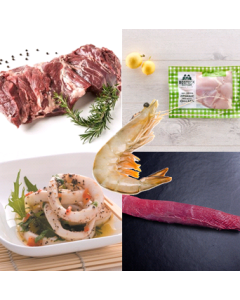Surf and Turf Gourmet Pack