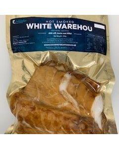 Hot Smoked White Warehou 250g/Fresh