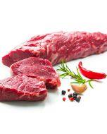 Beef Premium NZ Grass Fed Whole Eye Fillet 2.5kg/Frozen