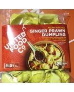 Dumplings Ginger Prawn 840g/Frozen