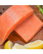 Salmon Mt Cook Skin On Portions 1kg/Frozen