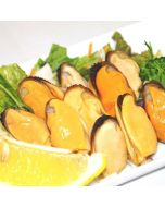 Mussel Meat Large Grade 1kg/Frozen