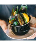 Mussels Mills Bay Whole Live in Shell 2kg/Fresh