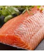 Salmon Norwegian Skin On Fillets 1kg/Frozen