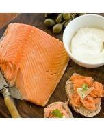Hot Smoked Salmon 200g/Fresh